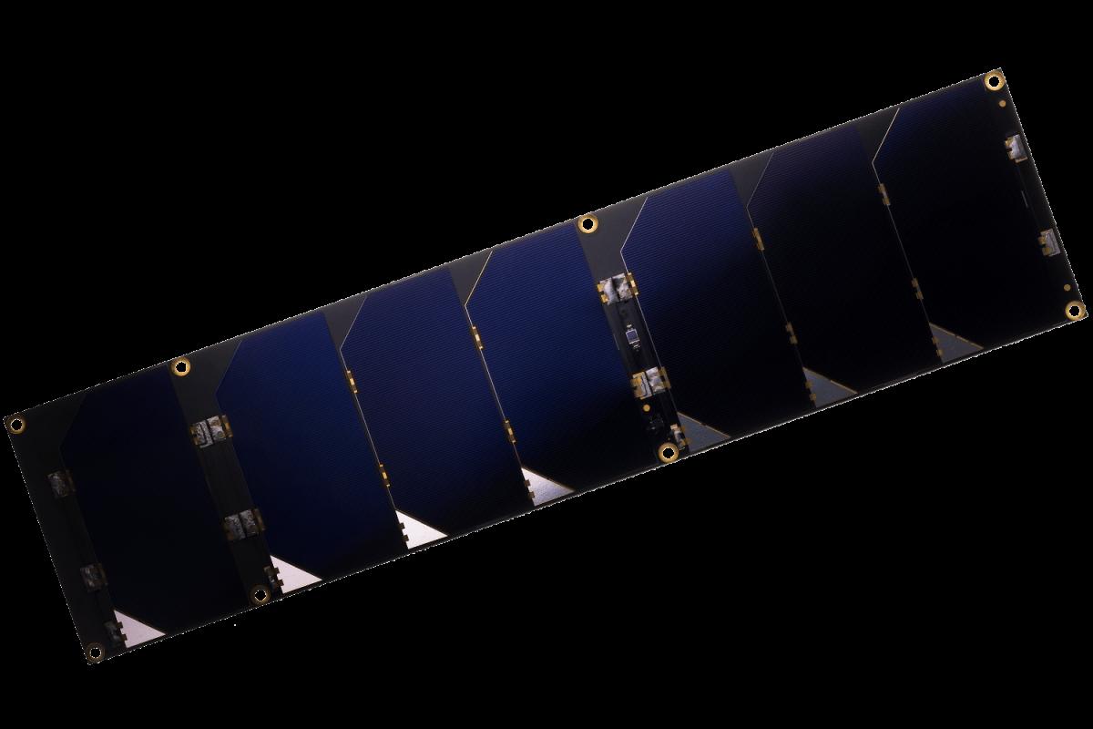 Cubesat 3u Solar Panel X Y Cubesat By Endurosat