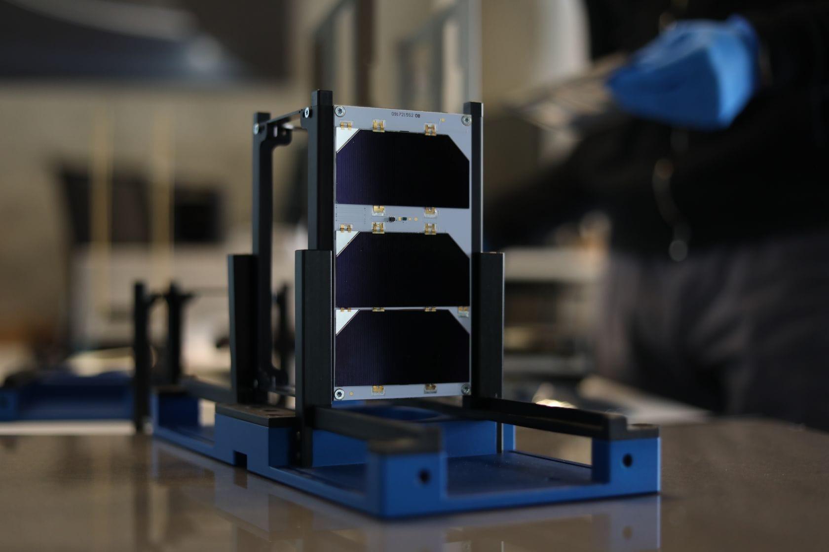 1 5u Cubesat Structure Cubesat By Endurosat