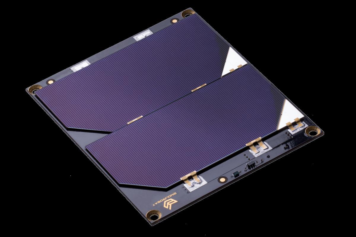 Solar Panels X Y Cubesat Module Cubesat By Endurosat