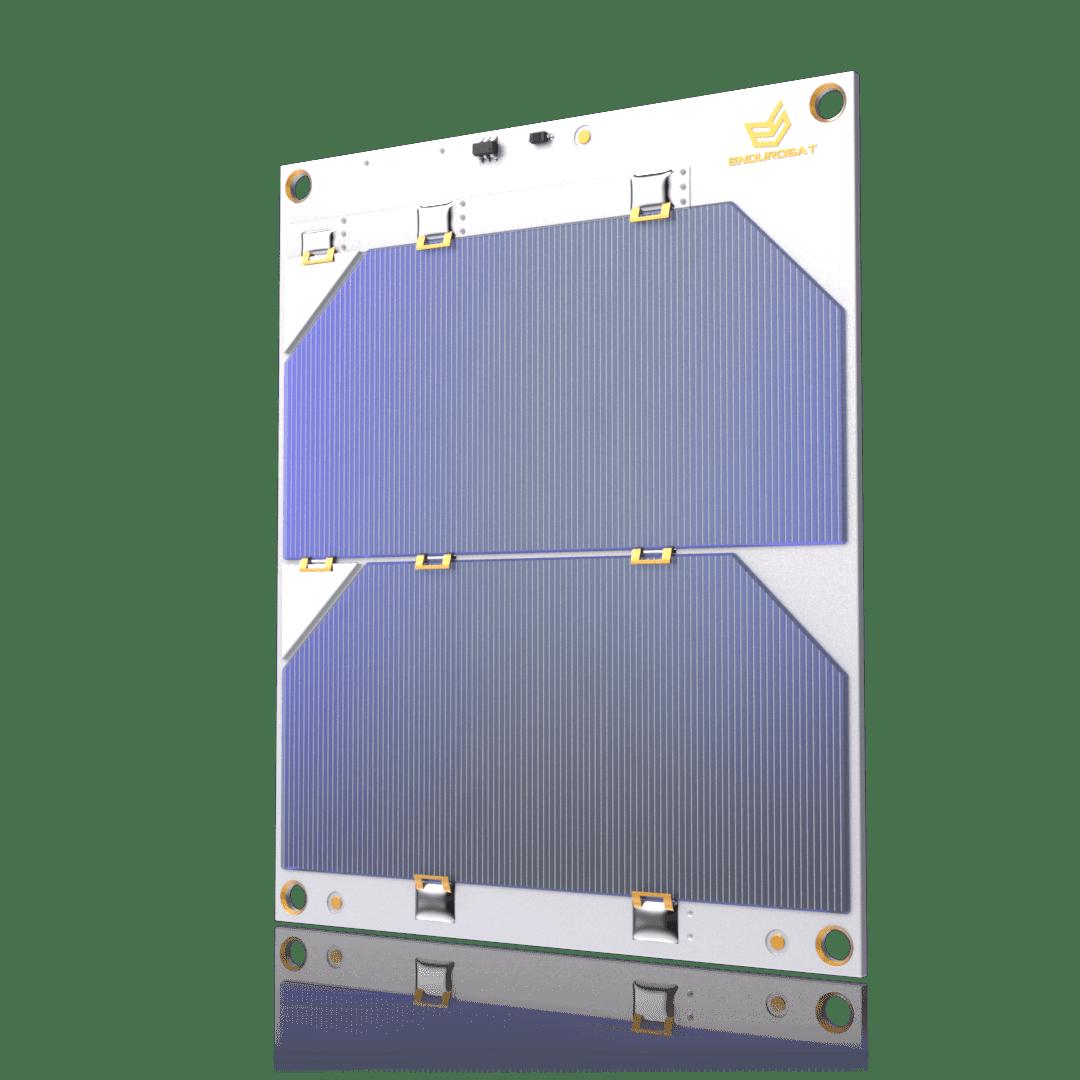 1U Solar Panel X/Y