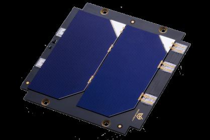 Solar Panels Z Cubesat Module Cubesat By Endurosat