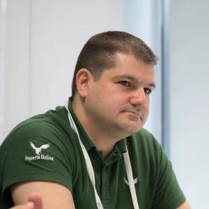 Dobroslav Dimitrov - Co-Founder of Imperia Online and Member of the Board of EnduroSat