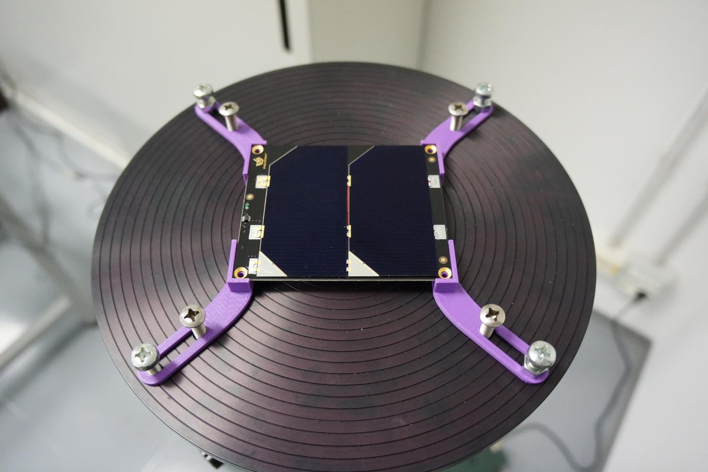 Space Qualification Cubesat By Endurosat