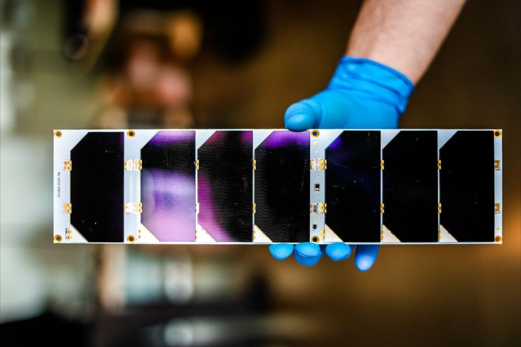 3U Solar Panel X/Y