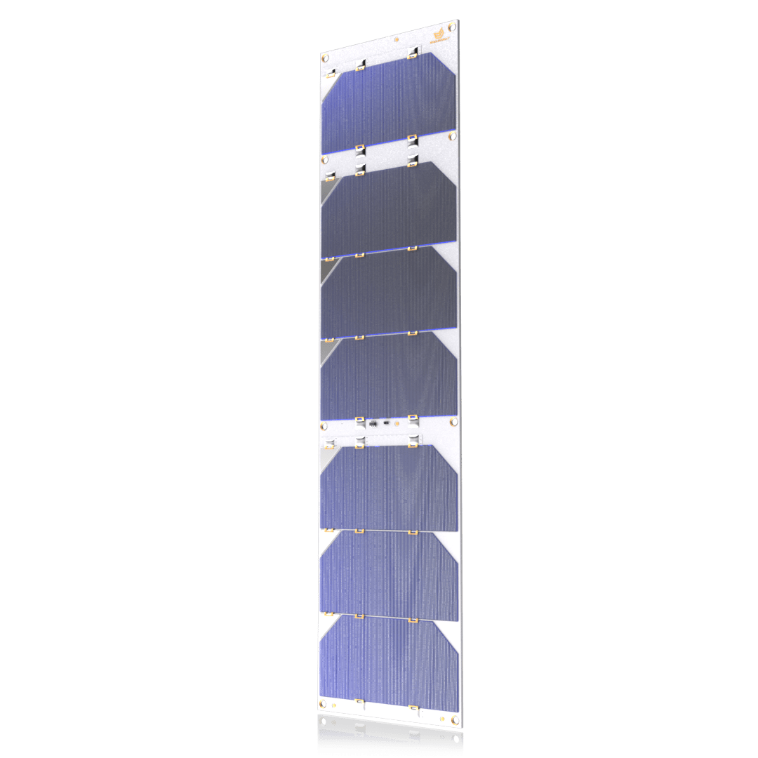 3u Solar Panel X Y Cubesat Solar Panel Cubesat By Endurosat