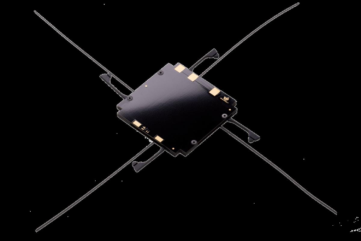 Uhf Antenna Cubesat Module Cubesat By Endurosat