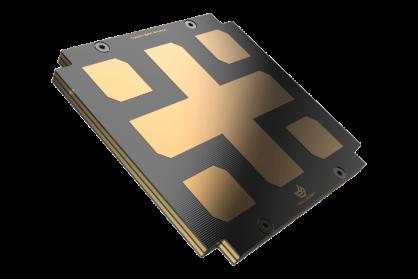 Custom S+X Patch Antenna