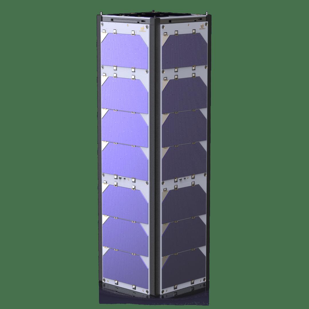 3u Cubesat Platform Cubesat Platforms Cubesat By Endurosat