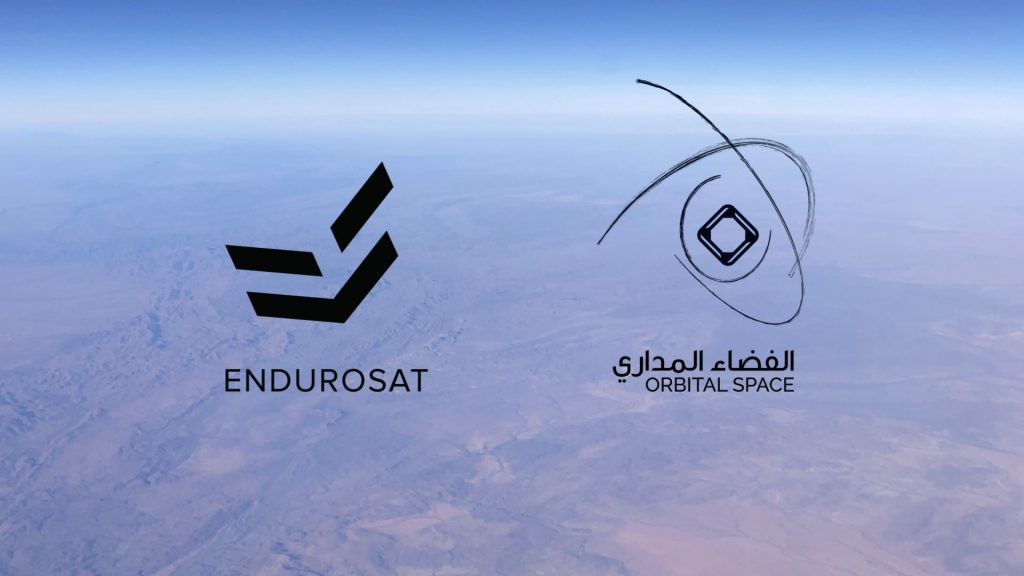 EnduroSat and Orbital Space_Moon of Kuwait CubeSat Mission