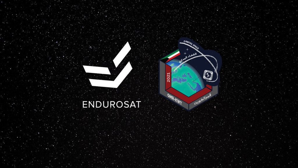 endurosat-QMR-KWT-Moon-of-Kuwait-in-space